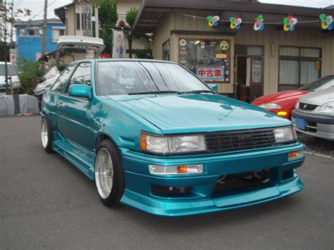 Toyota Levin Modified Toyota Corolla Levin Ae85 Gtv 1985 For Sale Japan Car On