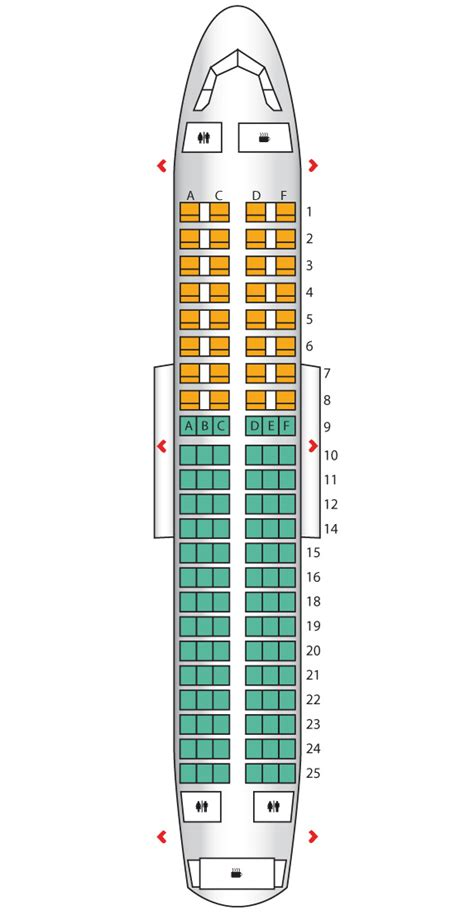 airbus a319 seat map a319 alitalia seat maps reviews seatplans