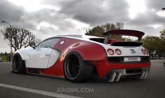 Bugatti Tuned Tuning Bugatti Veyron Wide