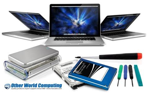 Upgrade Ssd Macbook Pro owc reveals ssd hdd upgrade kit for new macbook pro