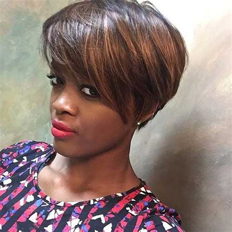 short bobs hairstyle with side swoop 10 short bob hairstyles with side swept bangs crazyforus