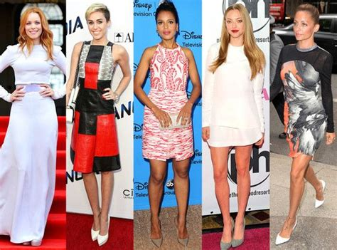 Looks Of The Week 2 by Best Looks Of The Week Mcadams Galactic Gown