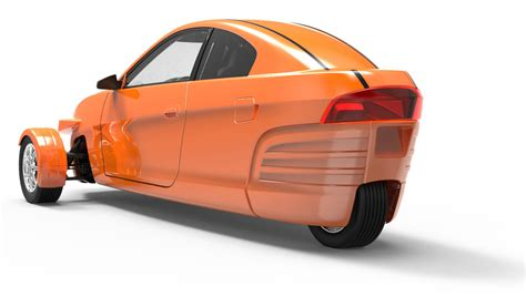 Cool Car With Mpg by Elio The Fuel Efficient Three Wheeler Car Does 84 Mpg