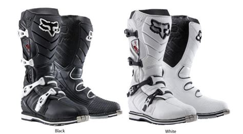 fox f3 motocross boots fox f3 race boots bto sports