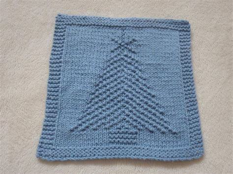 christmas tree ii dishcloth by bubweez2745645 craftsy