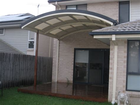 flat roof awning everton hills awnings by excelfit flat roof gable curved