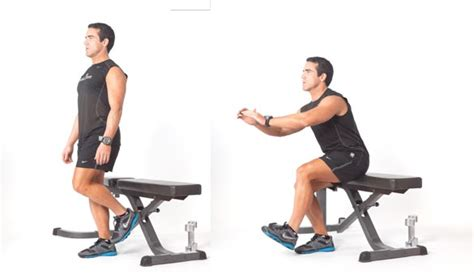 one legged squat with bench 3 great butt exercises you need to do