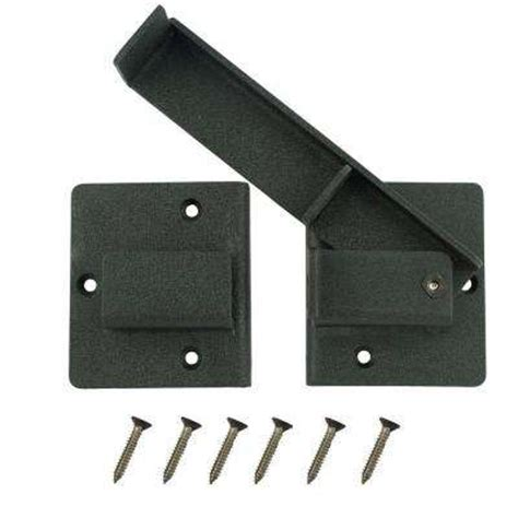 fence gate latches slide bolts fencing parts