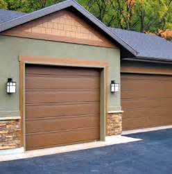 How To Paint A Metal Garage Door by Steel Garage Doors Guide