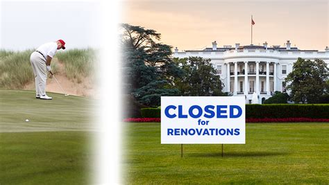white house renovation trump trump heads to jersey the stream