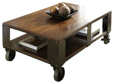 Rustic Coffee Tables With Wheels Caster Wheel Coffee Table Coffee Table With Wheels And Storage Rustic Coffee Table With Wheels