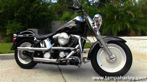 Fatboy Ls by Used 1999 Harley Davidson Flstf Boy For Sale