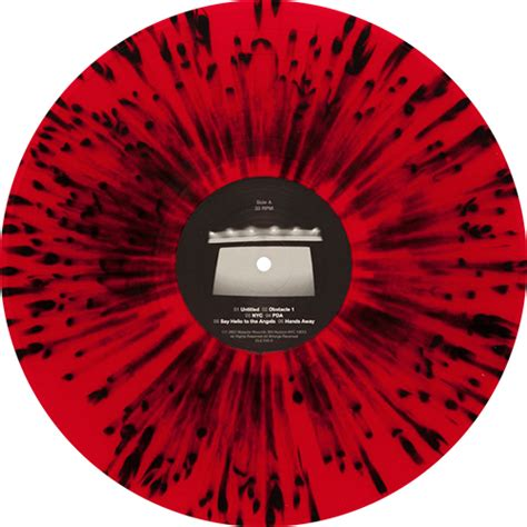 interpol turn on the bright lights interpol turn on the bright lights colored vinyl