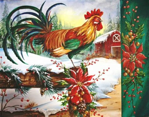 images of christmas roosters kalėdinės įdomybės kalėdų tradicijos iš viso pasaulio