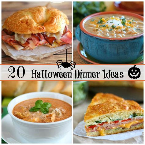 cold dinner ideas eat cake for dinner 20 halloween dinner ideas to warm you up