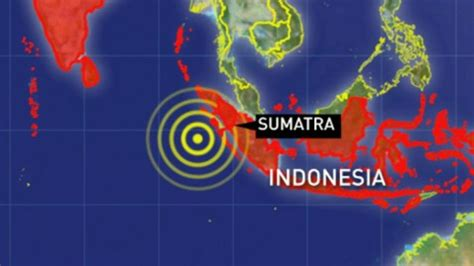 earthquake hits indonesia powerful 7 8 magnitude quake hits indonesia tele visual