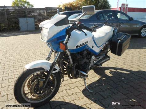 1986 Suzuki Atv 1986 Suzuki Gsx550e Gsx 550 E