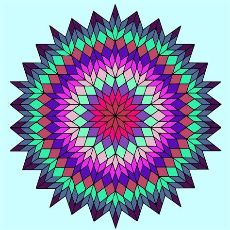 imagenes mandalas de colores mandalas ideas significado de los colores mandalas
