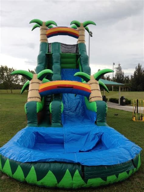 water slide bounce house for rent bounce house rentals water slide rentals jolly jumpers party invitations ideas