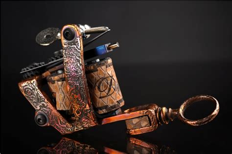 tattoo machine hd images copper tattoo machine by skindiggers on deviantart