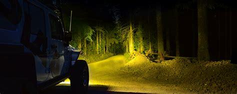 light yellow jeep piaa yellow rf series lights auto