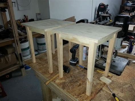 how to build an end table with a drawer best 25 diy end tables ideas on pallet end