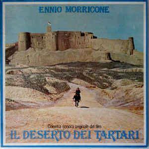 il deserto dei tartari ennio morricone il deserto dei tartari colonna sonora originale del film vinyl lp album
