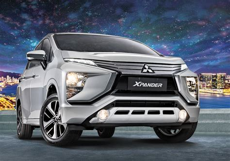 Xpander Mitsubishi mitsubishi xpander exports commence launched in the
