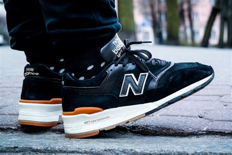 Brown Stussy Woei new balance 997pr author s collection by pasha