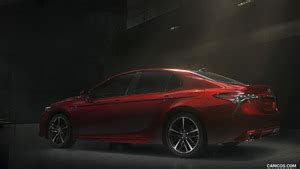 2018 toyota camry xse side | hd wallpaper #5
