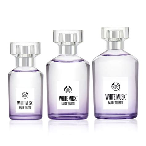 Parfum White Musk white musk the shop perfume a fragrance for 1981