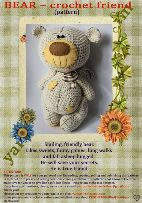 pattern english speaking 1000 images about amigurumi on pinterest patrones
