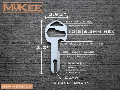 mykee   multitool  everyday  gadget review