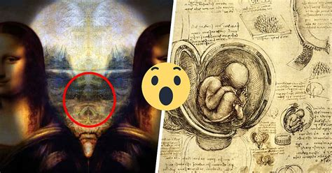 imagenes ocultas en la mona lisa da vinci dej 243 un misterioso mensaje escondido en la mona