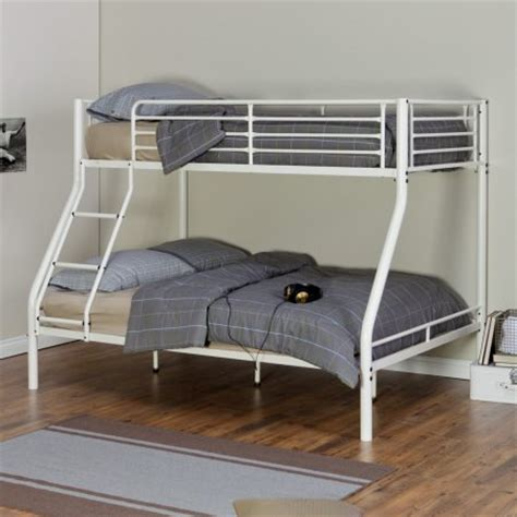White Bunk Beds For Sale Duro Hanley Bunk Bed White Walmart