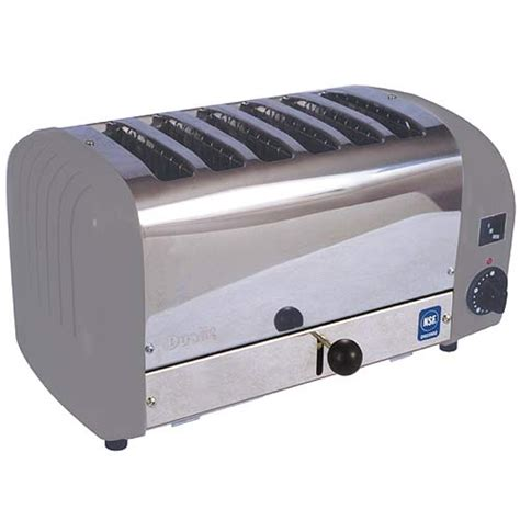 Toaster Slice Cadco Commercial Toaster 6 Slice Toaster Dualit Ctw 6