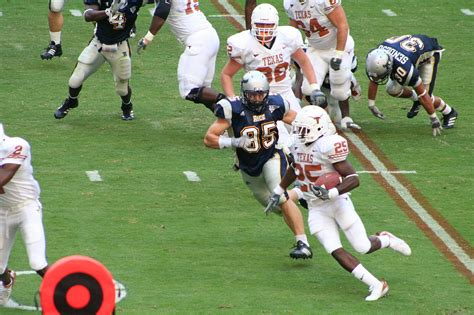 section 5 talks back football file college football texas longhorns vs rice owls