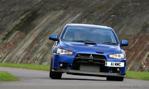 Mitsubishi Lancer Evolution X Fq 400 Mitsubishi Lancer Evolution X Fq 400 Released