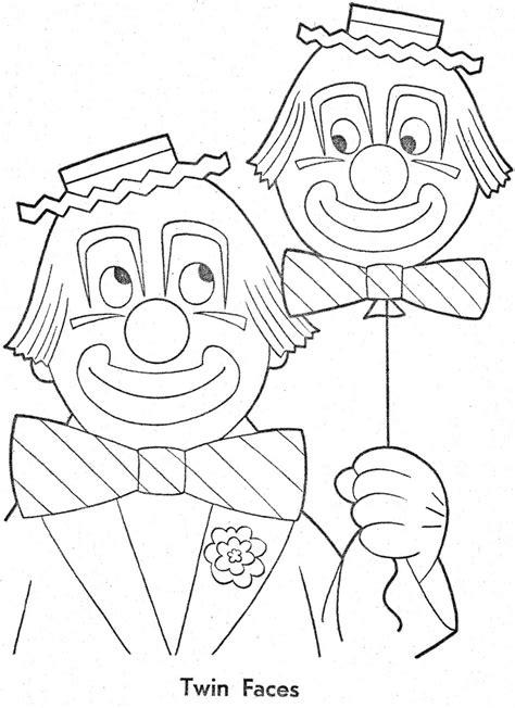 Desenhos para Colorir: Livro para Colorir - Circo e Palhaços