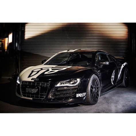 2012 Audi R8 V8 by Audi R8 V8 4 2 2006 2012 Ipe Valvetronic Cat Back Exhaust
