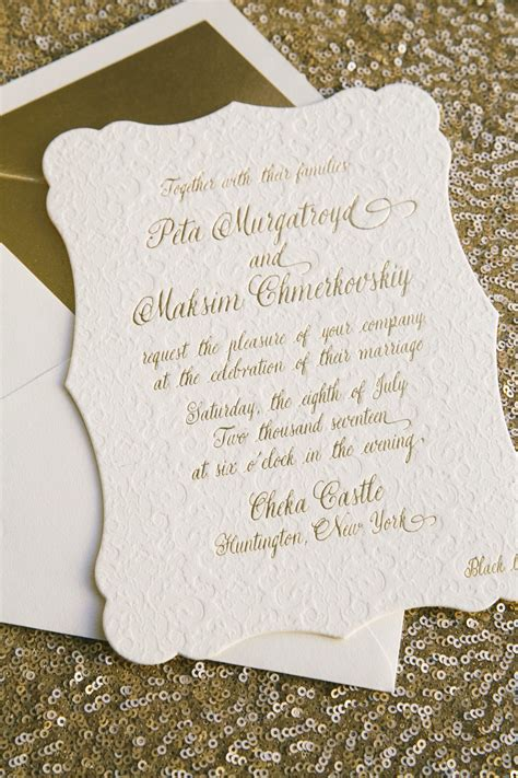 Wedding Invitations Custom by Custom Wedding Invitation Amulette Jewelry