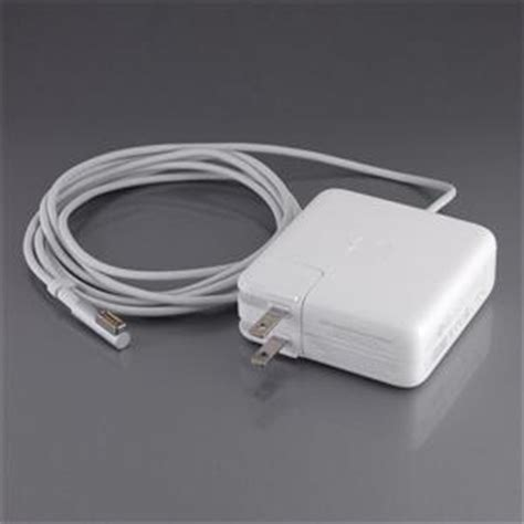 Apple 60w Magsafe Power Adapter A1344 L Tip Charger Charging Carger Apple 60w Magsafe Power Adapter A1344 L Tip White