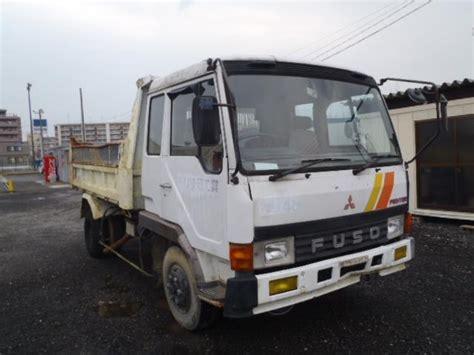 mitsubishi fuso dump truck japanese used mitsubishi fuso fighter dump truck 1989