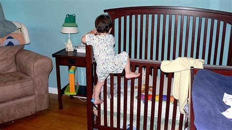 Transition Baby From Bed To Crib Toddler Sleep 101 When To Switch From Crib To Bed