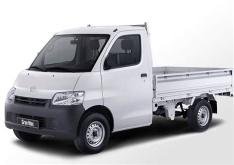 Ac Grand Max Up New One Ton Trokkie From Daihatsu Wheels24