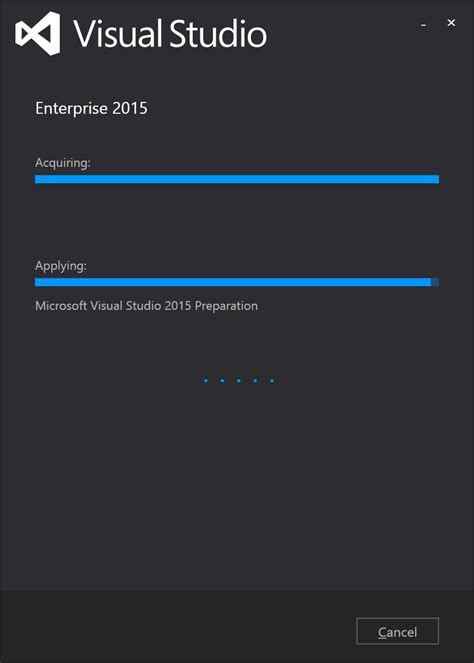 installing visual studio 2015 msdnmicrosoftcom vs2015 install hangs at quot microsoft visual studio 2015