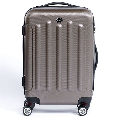 Two Pcs ferge two pcs luggage set lyon 24 28 with 4 wheels