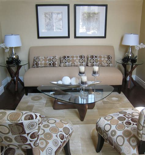 coffee table decorations contemporary with chair