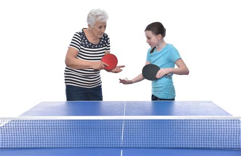 The Basic Of Table Tennis The Aim Of The Is