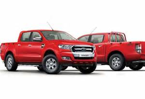 new ford ranger variants in july but not for us product